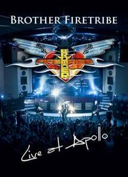 "Brother Firetribe ""Live at Apollo"" DVD"