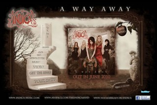 """Indica """"A Way Away"""" eCard"""