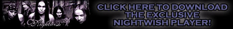 Click Here To Download The Exclusive Nightwish Player!